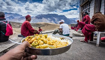Spiti Valley Homestay Trek
